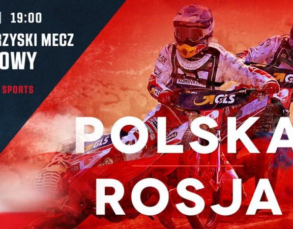 Polska - Rosja w ELEVEN SPORTS