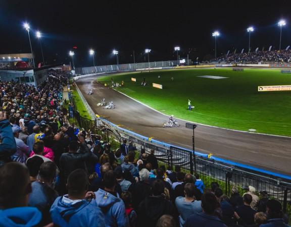 Speed Car Motor Lublin stadion