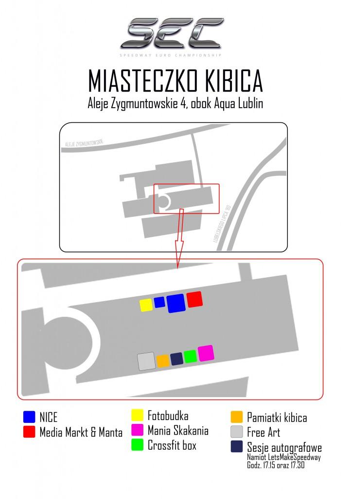 Miasteczko Lublin szczegoly