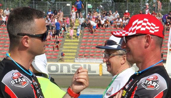Start Gniezno - Salwin i Wojciechowski