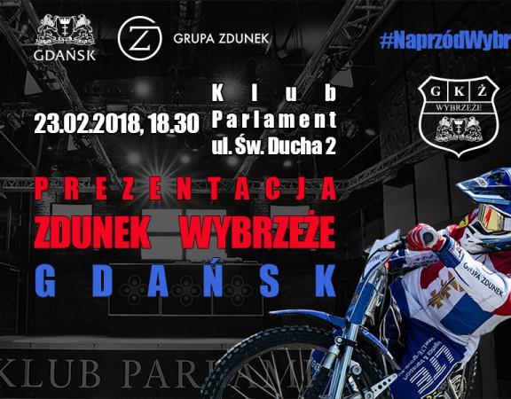 Wybrzeże Gdańsk prezentacja