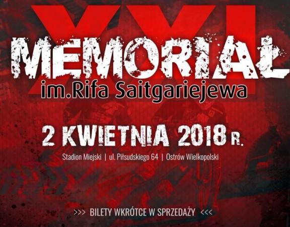 Memoriał Saitgariejewa