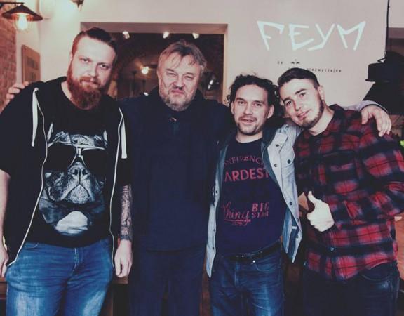 Krzysztof Cugowski i FEYM