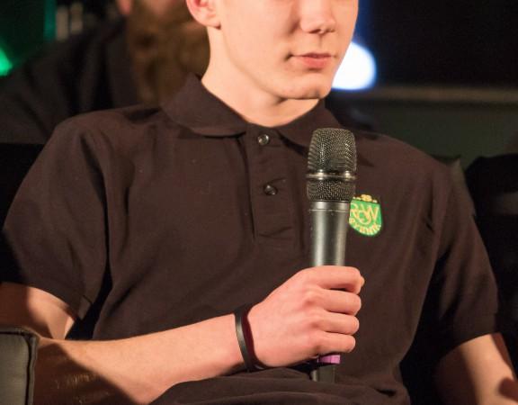 Prezentacja druzyny KS ROW Rybnik