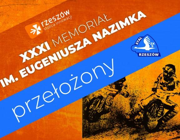Stal Rzeszów Memoriał Nazimka