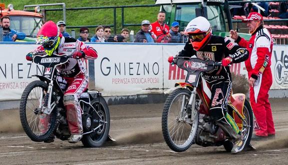 Start Gniezno Mirosław Jabłoński