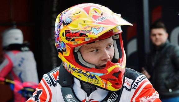 Start Gniezno Marcin Nowak