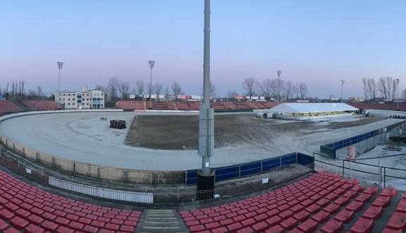 Start Gniezno stadion