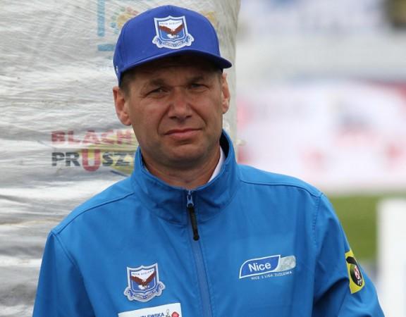 Orzeł Łódź Janusz Ślączka