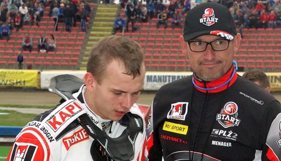 Start Gniezno Rafael Wojciechowski