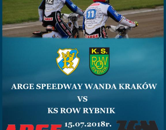 Wanda Kraków plakat