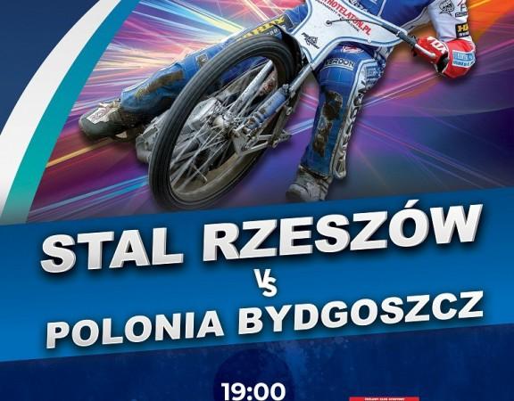 Stal Rzeszów plakat