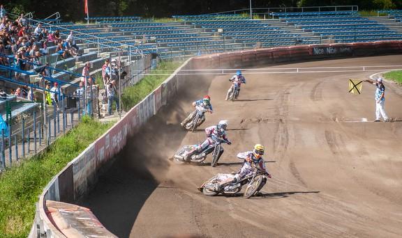 Arge Speedway Wanda Krako¦üw - Lokomotiv Daugavpils-10