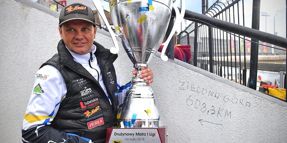 Motor Lublin, Piotr Więckowski