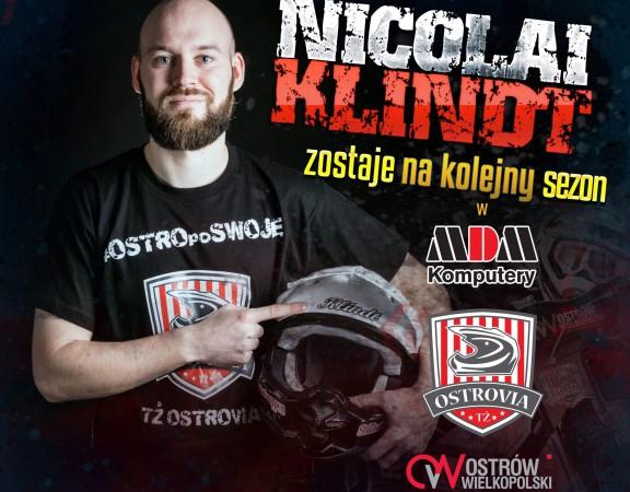 TŻ Ostrovia Nicolai Klindt