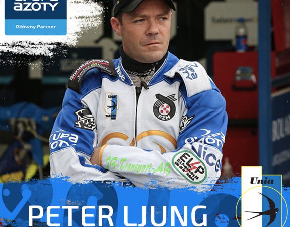 Unia Tarnów Peter Ljung