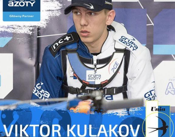 Unia Tarnów Wiktor Kułakow