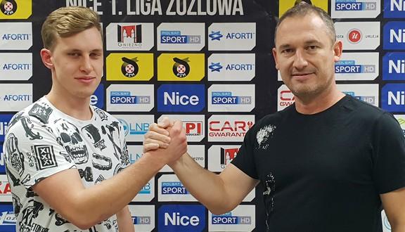 Start Gniezno Mateusz Błażykowski