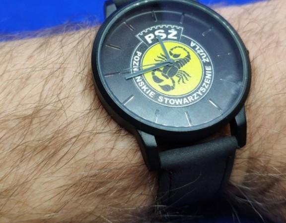 PSŻ Poznań zegarek