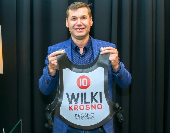Wilki Krosno Janusz Ślączka