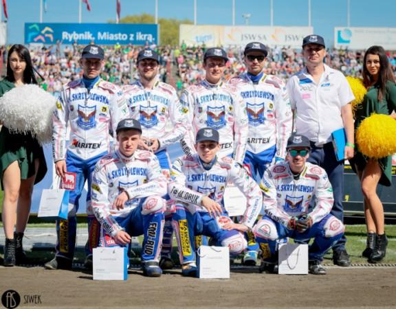 Orzeł Łódź drużyna