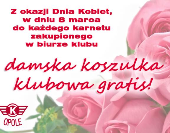 OK Kolejarz Opole promocja