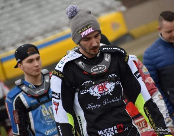 Polonia Bydgoszcz Kamil Brzozowski