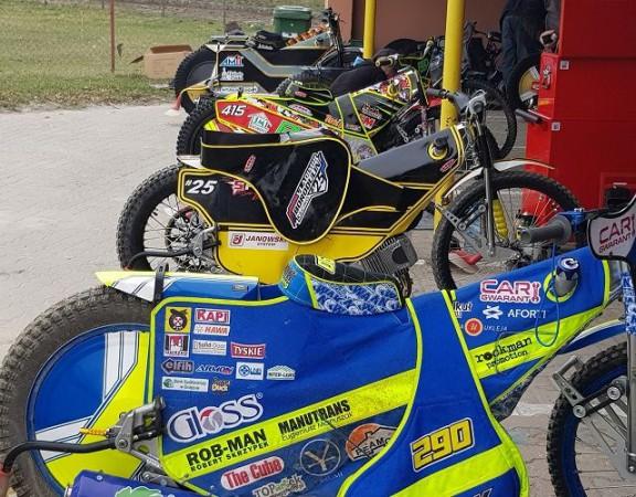 PSŻ Poznań motocykle