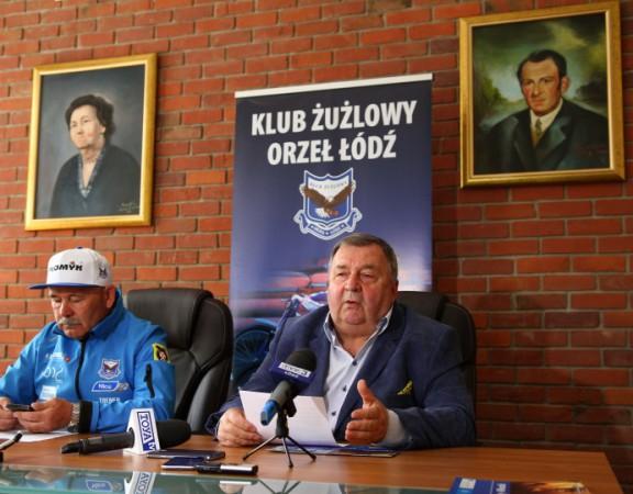 Orzeł Łódź Lech Kędziora, Witold Skrzydlewski