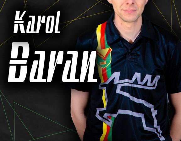 Polonia Piła Karol Baran